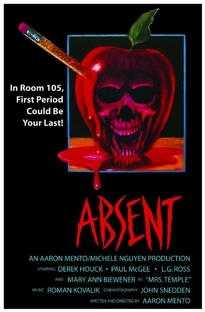 Absent - Poster / Capa / Cartaz - Oficial 1