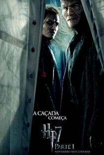 Harry Potter e as Relíquias da Morte - Parte 1 - Poster / Capa / Cartaz - Oficial 21