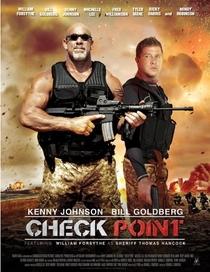 Check Point - Poster / Capa / Cartaz - Oficial 2