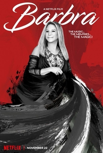 Barbra: Sua Música... Suas Memórias... Sua Magia! - Poster / Capa / Cartaz - Oficial 1