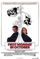 Um Juiz Muito Louco (First Monday in October)