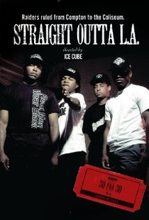 Straight Outta L.A. - Poster / Capa / Cartaz - Oficial 1