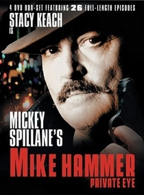 Mike Hammer, Private Eye - Poster / Capa / Cartaz - Oficial 1