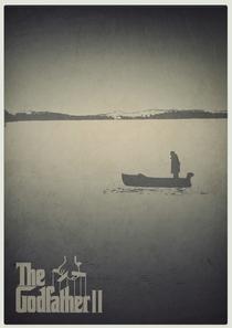 O Poderoso Chefão: Parte II - Poster / Capa / Cartaz - Oficial 5