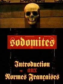 Sodomites - Poster / Capa / Cartaz - Oficial 1