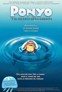 Ponyo: Uma Amizade que Veio do Mar - Poster / Capa / Cartaz - Oficial 24