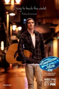 American Idol (13ª Temporada) - Poster / Capa / Cartaz - Oficial 1