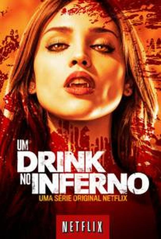 Adaptação de Um Drink no Inferno para a TV chega ao Brasil pela Netflix