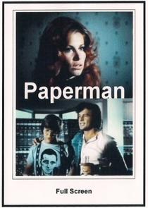 O Homem de Papel - Poster / Capa / Cartaz - Oficial 1