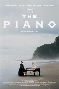 O Piano - Poster / Capa / Cartaz - Oficial 1