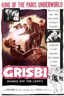 Grisbi, Ouro Maldito - Poster / Capa / Cartaz - Oficial 5