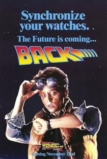 De Volta Para o Futuro - Parte II - Poster / Capa / Cartaz - Oficial 4