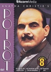 Poirot (8ª temporada) - Poster / Capa / Cartaz - Oficial 1
