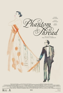 Trama Fantasma - Poster / Capa / Cartaz - Oficial 12