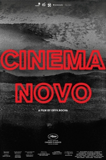 Cinema Novo - Poster / Capa / Cartaz - Oficial 1