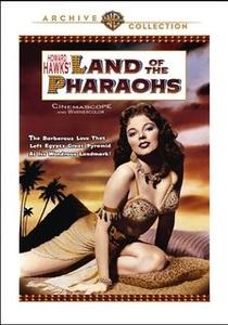 Terra dos Faraós - Poster / Capa / Cartaz - Oficial 6