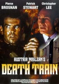 O Trem da Morte - Poster / Capa / Cartaz - Oficial 1
