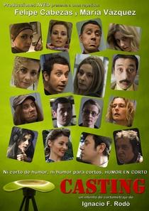 Casting - Poster / Capa / Cartaz - Oficial 1