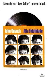 Alta Fidelidade - Poster / Capa / Cartaz - Oficial 2