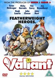 Valiant - Um Herói que Vale a Pena - Poster / Capa / Cartaz - Oficial 6