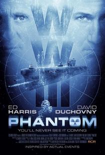 Phantom: A Última Missão - Poster / Capa / Cartaz - Oficial 1