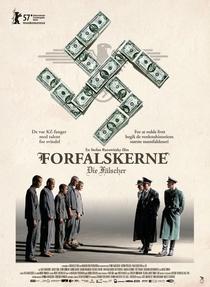 Os Falsários - Poster / Capa / Cartaz - Oficial 1