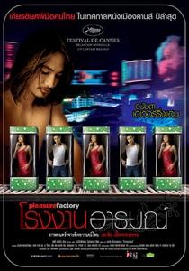 Pleasure Factory  - Poster / Capa / Cartaz - Oficial 1