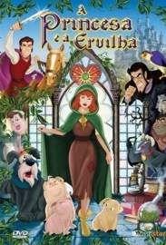 A Princesa e a Ervilha - Poster / Capa / Cartaz - Oficial 1