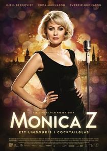 Monica Z - Poster / Capa / Cartaz - Oficial 1