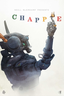 Chappie - Poster / Capa / Cartaz - Oficial 4