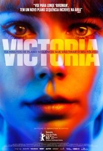 Victoria - Poster / Capa / Cartaz - Oficial 3