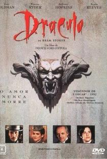 Drácula de Bram Stoker - Poster / Capa / Cartaz - Oficial 1