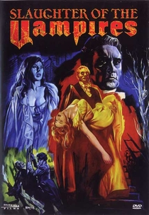 Slaughter of the Vampires - Poster / Capa / Cartaz - Oficial 1