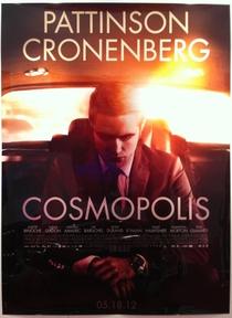 Cosmópolis - Poster / Capa / Cartaz - Oficial 3