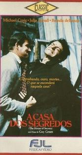 A Casa dos Segredos  - Poster / Capa / Cartaz - Oficial 1