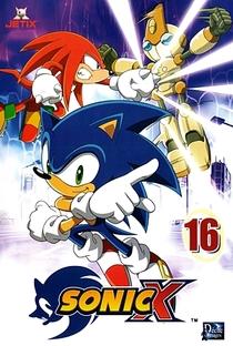 Sonic X (2ª Temporada) - Poster / Capa / Cartaz - Oficial 21