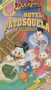 DuckTales: Os Caçadores de Aventuras - Hotel Patusquela - Poster / Capa / Cartaz - Oficial 1