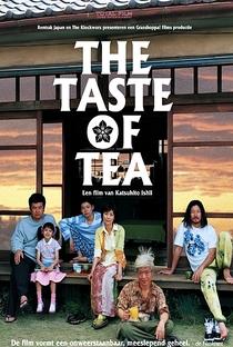O Gosto do Chá - Poster / Capa / Cartaz - Oficial 4