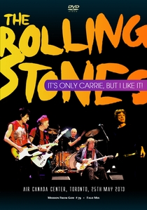 Rolling Stones - Toronto 2013 (May 25th) - Poster / Capa / Cartaz - Oficial 1