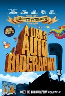 Monty Python - A Autobiografia de um Mentiroso - Poster / Capa / Cartaz - Oficial 2