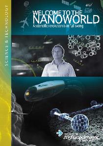 Bem-vindo ao Mundo Nano - Poster / Capa / Cartaz - Oficial 1