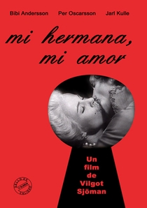 My Sister My Love - Poster / Capa / Cartaz - Oficial 3