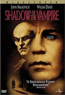 A Sombra do Vampiro - Poster / Capa / Cartaz - Oficial 4