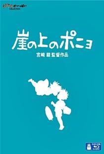 Ponyo: Uma Amizade que Veio do Mar - Poster / Capa / Cartaz - Oficial 9