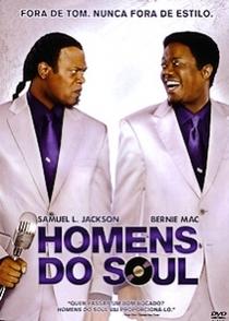 Homens do Soul - Poster / Capa / Cartaz - Oficial 3