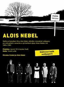 Alois Nebel - Poster / Capa / Cartaz - Oficial 1