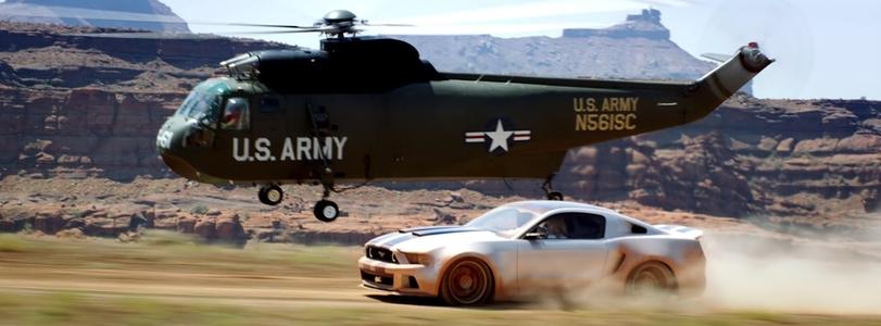 Need For Speed tem conversão para 3D anunciada, mas não será de última hora