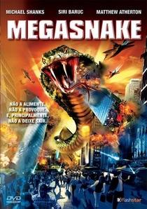 Mega Snake - Poster / Capa / Cartaz - Oficial 1