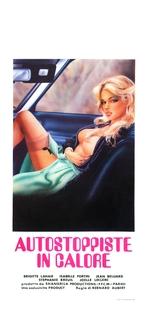 Auto-stoppeuses en chaleur - Poster / Capa / Cartaz - Oficial 1