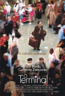 O Terminal - Poster / Capa / Cartaz - Oficial 5